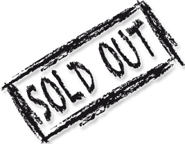 SOLD OUT - Tutto Esaurito