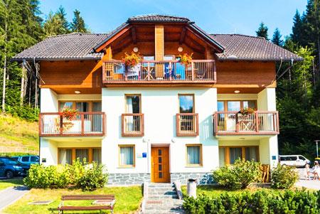 公寓和客房Snovik