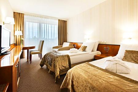 Отель Радин
