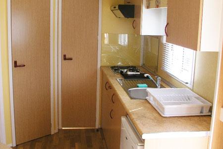 Počitniška Casette (mobilna hiša)