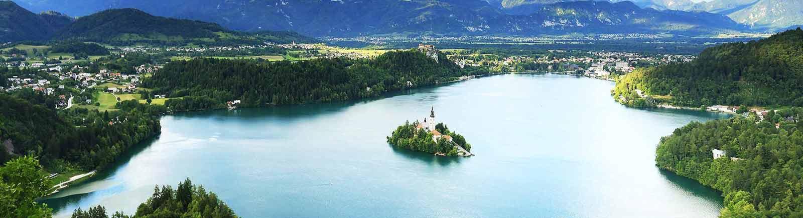 Blejsko jezero Slovenija