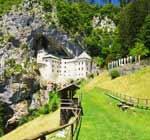 Słowenia Jaskinie Postojna