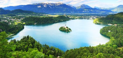 Slovenia Benessere Lago di Bled