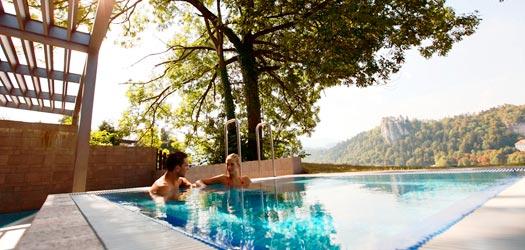 Wellness paket Blejsko jezero Hotel Rikli Balance (nekdanji Golf Hotel) - Sup