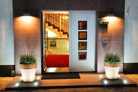 酒店+冬季