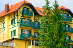 Slovenija nudi hotel Triglav Romantic Weekend