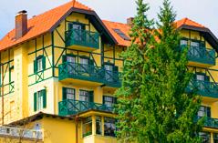 斯洛文尼亚提供Hotel Triglav浪漫周末