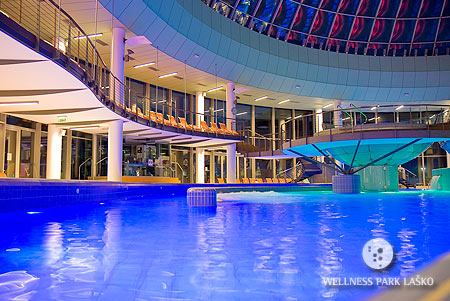 Slovenia terme inverno benessere terme di lasko hotel for Wellness hotel slovenia