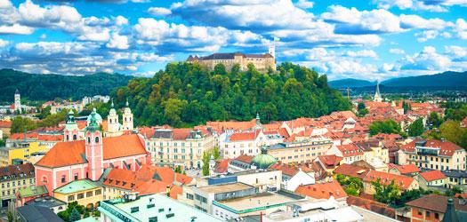 Slovenia Benessere Lubiana la Capitale