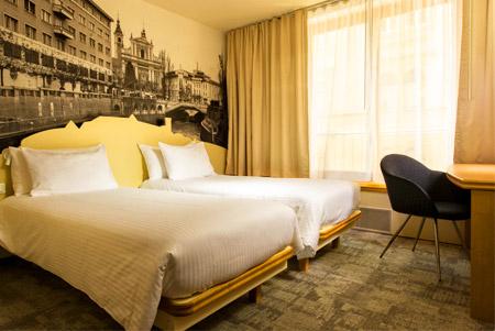 Slovenia Terme Weekend Romantici hotel Lubiana Hotel City