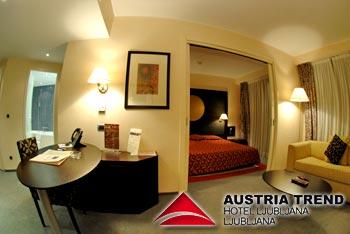 卢布尔雅那奥地利时尚酒店