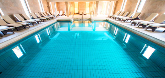Paket Thermal Spa Hotel Termal -