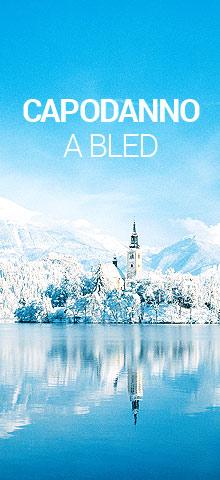 SLOVENIA CAPODANNNO BLED