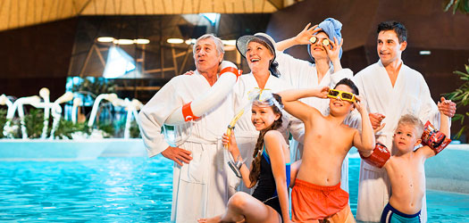 Pacchetto Family Fun Estate Hotel Breza - ☆☆☆☆