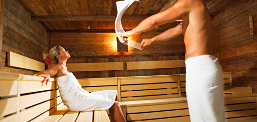 Pacchetto Sauna Relax Formula Roulette Life Class Resorts - ☆☆☆☆