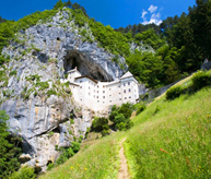 Predjama城堡