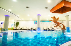 Slovenija ponuja Grand Hotel Sava Romantic Weekend