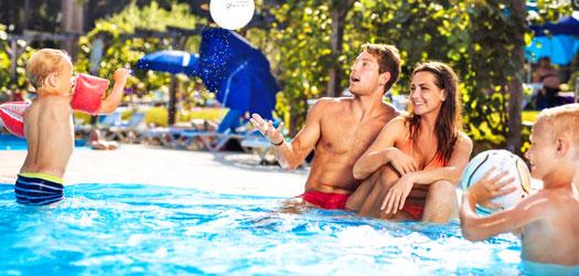Hotel Vacanze Blu Atrij - Sup